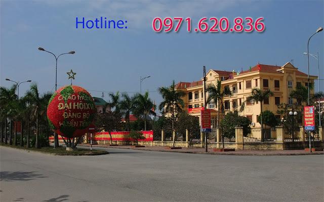 lắp Mạng Internet FPT Huyện Tiên Du