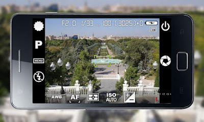 Camera FV-5 v1.35 for Android