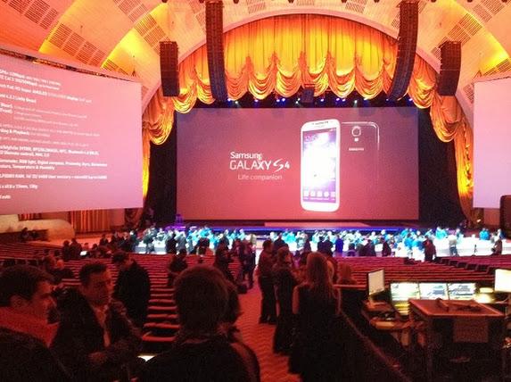 Samsung Galaxy S4 Know