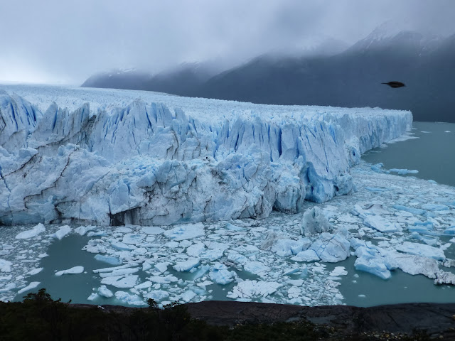 Glaciar Perito Moreno.- El Calafate (Argentina)