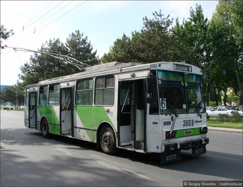 3059. Проспект Узбекистан