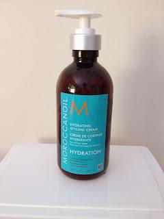 Moroccanoil Leave-in Hydration - loucas por shampoo