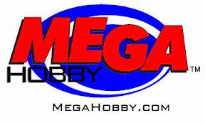 Mega Hobby logo