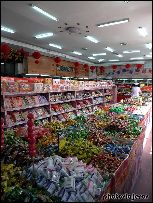 Tienda comestibles Hutong