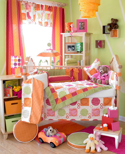 Home Christmas Decoration: Bedroom For Babies: Start