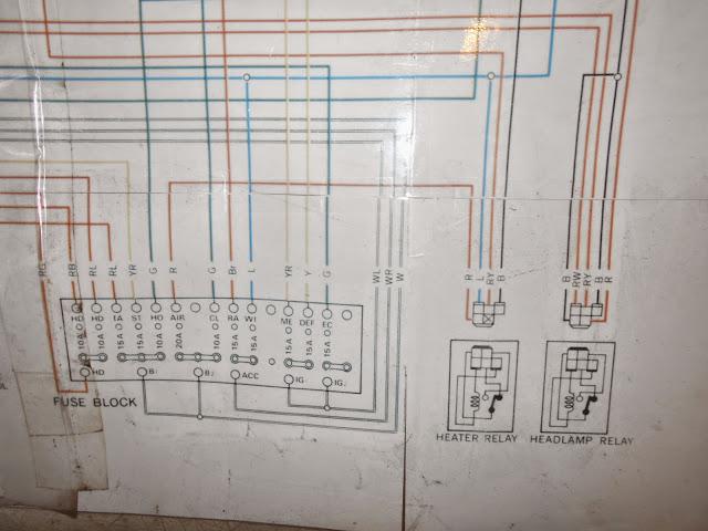 datsun wiring harness solidfonts datsun 510 sr20det wiring harness solidfonts