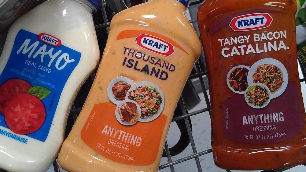 Kraft Dressing is #AnythingDresssing: Horseradish Dip Recipe
