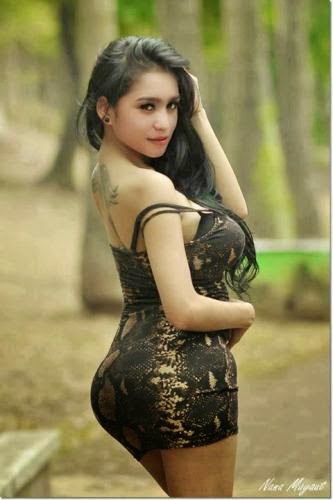 Hot Indonesian Girls With Tattoos Pics