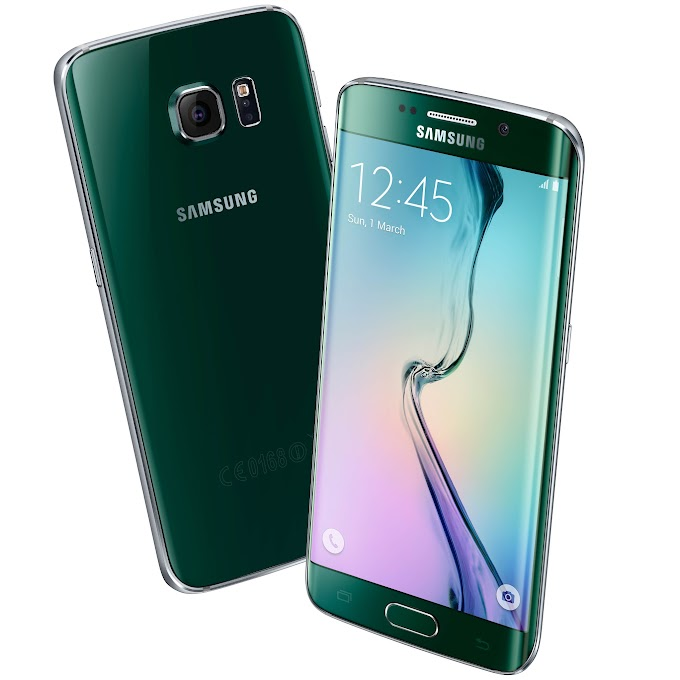 Blue Topaz Samsung Galaxy S6 and Emerald Green Samsung Galaxy S6 edge now available