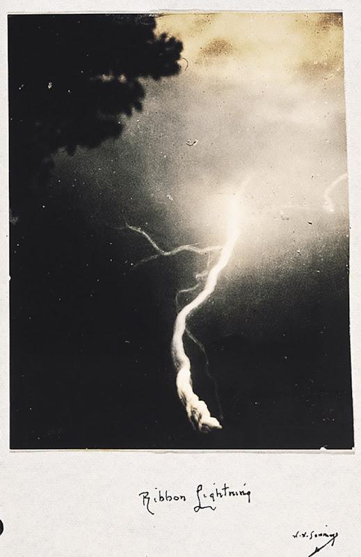 Ribbon Lightning by William N. Jennings