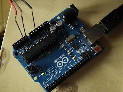 Arduino pomiar napięcia i prądu