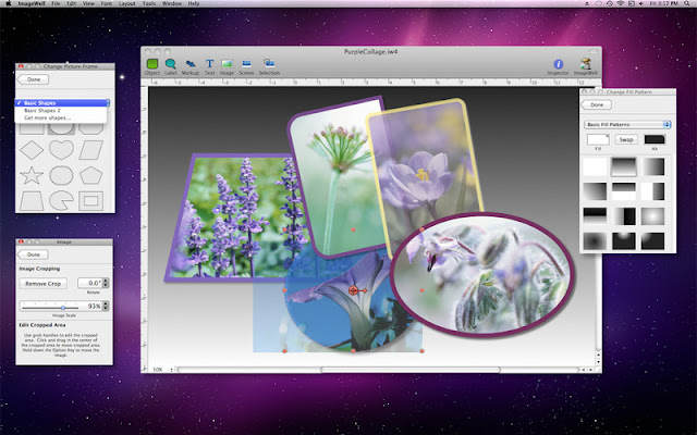 Image editing software for Mac – ImageWell