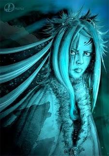 Skadi Winter Goddess Of The North Image