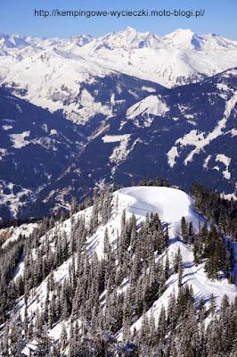 na zdjęciu region Ski Amade