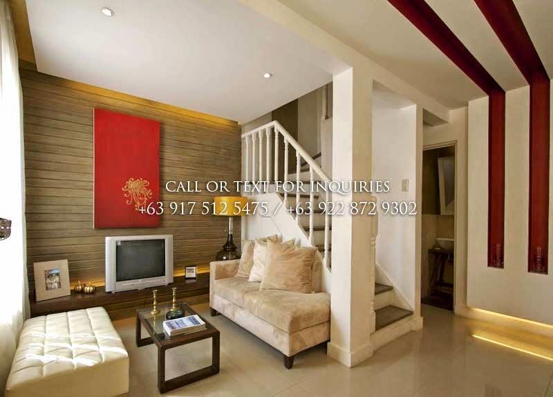 Camella drina house model price