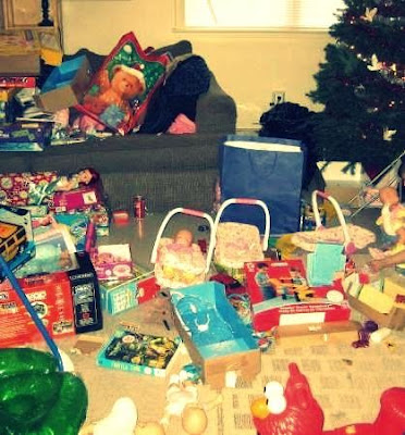 Heap of crap at Christmas time!