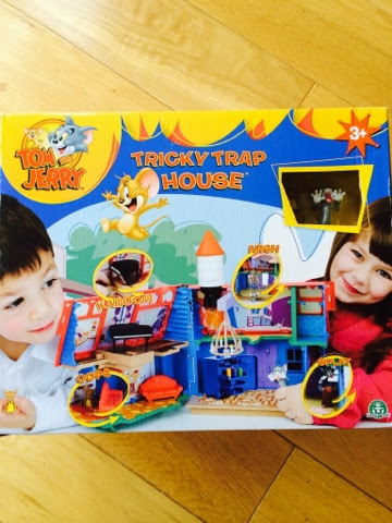 Tom and Jerry Tricky Trap House by Flair