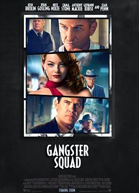 Filme Poster Caça aos Gângsteres WEBRip XviD & RMVB Legendado