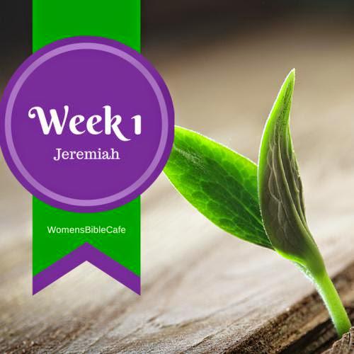 Jeremiah Online Bible Study Week 1