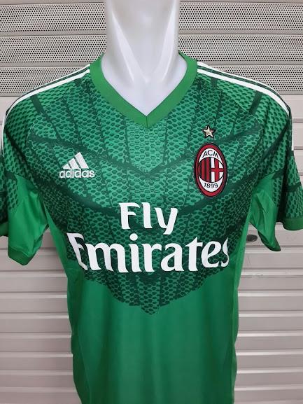 Jual Jersey Kiper AC Milan Terbaru 2014-2015