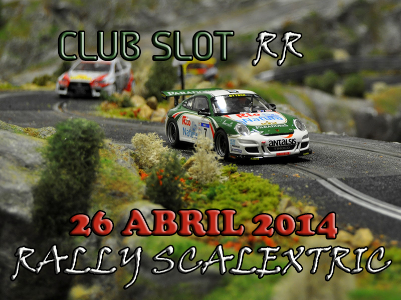 RALLY SCALEXTRIC PORTUGAL RALLY26ABRIL