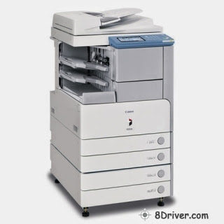 download Canon iR3035 printer's driver