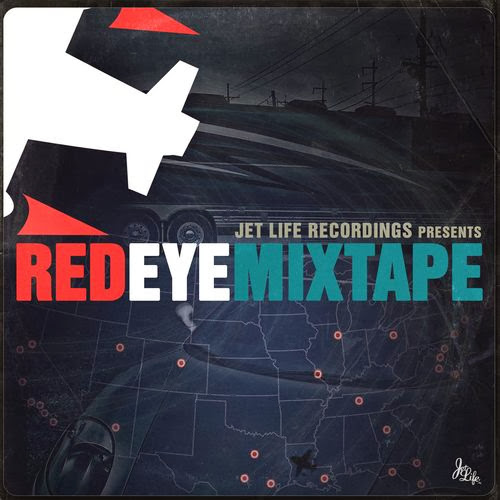 Cover of Curren$Y & Jet Life - Red Eye Mixtape English Mp3 Songs Free Download Listen Online at Alldownloads4u.Com