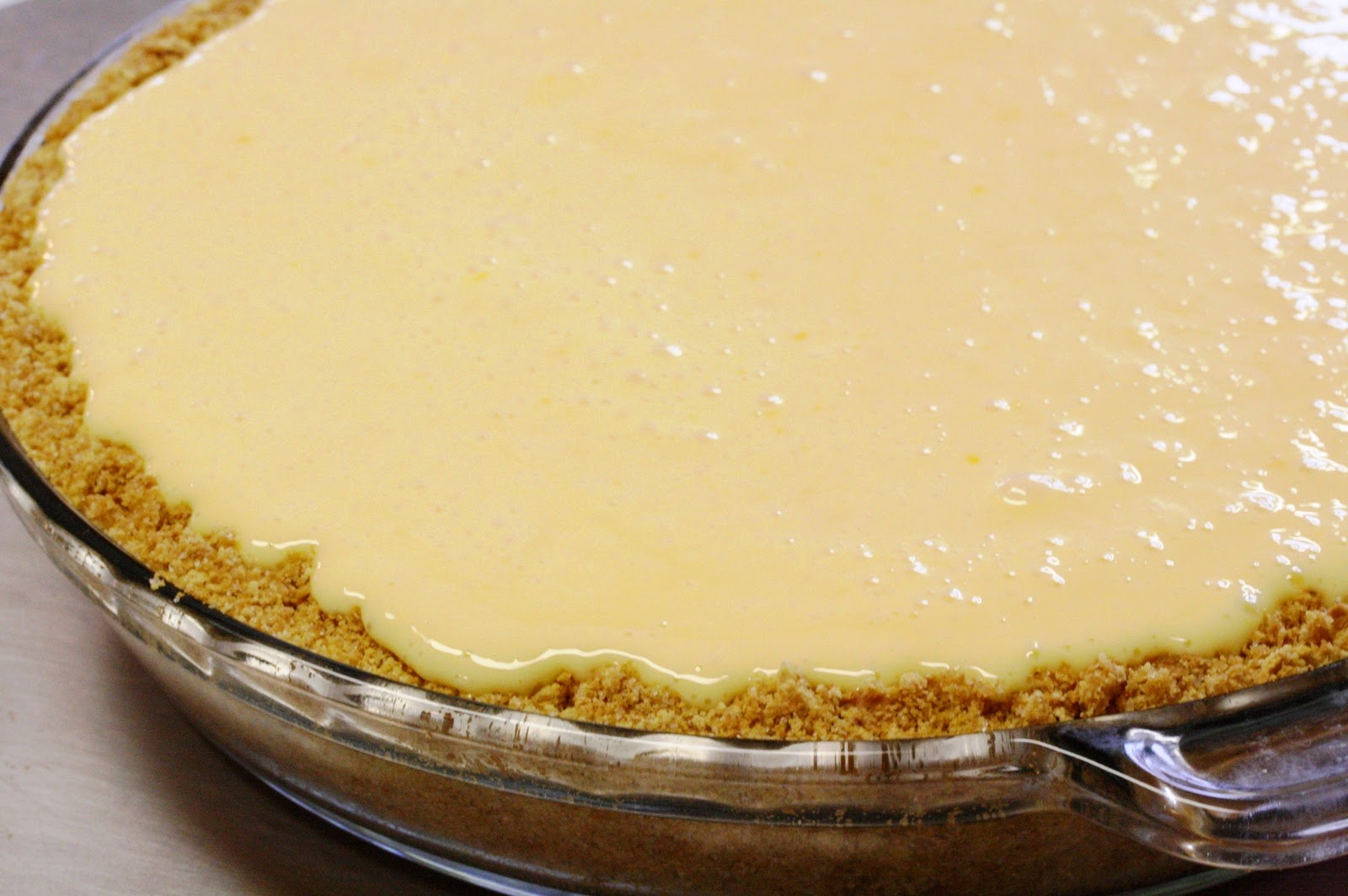 No. 11 – Lemon Ice Box Pie
