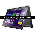laptop và desktop