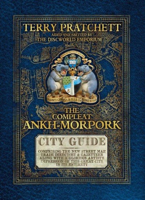 okładka Compleat Ankh-Morpork