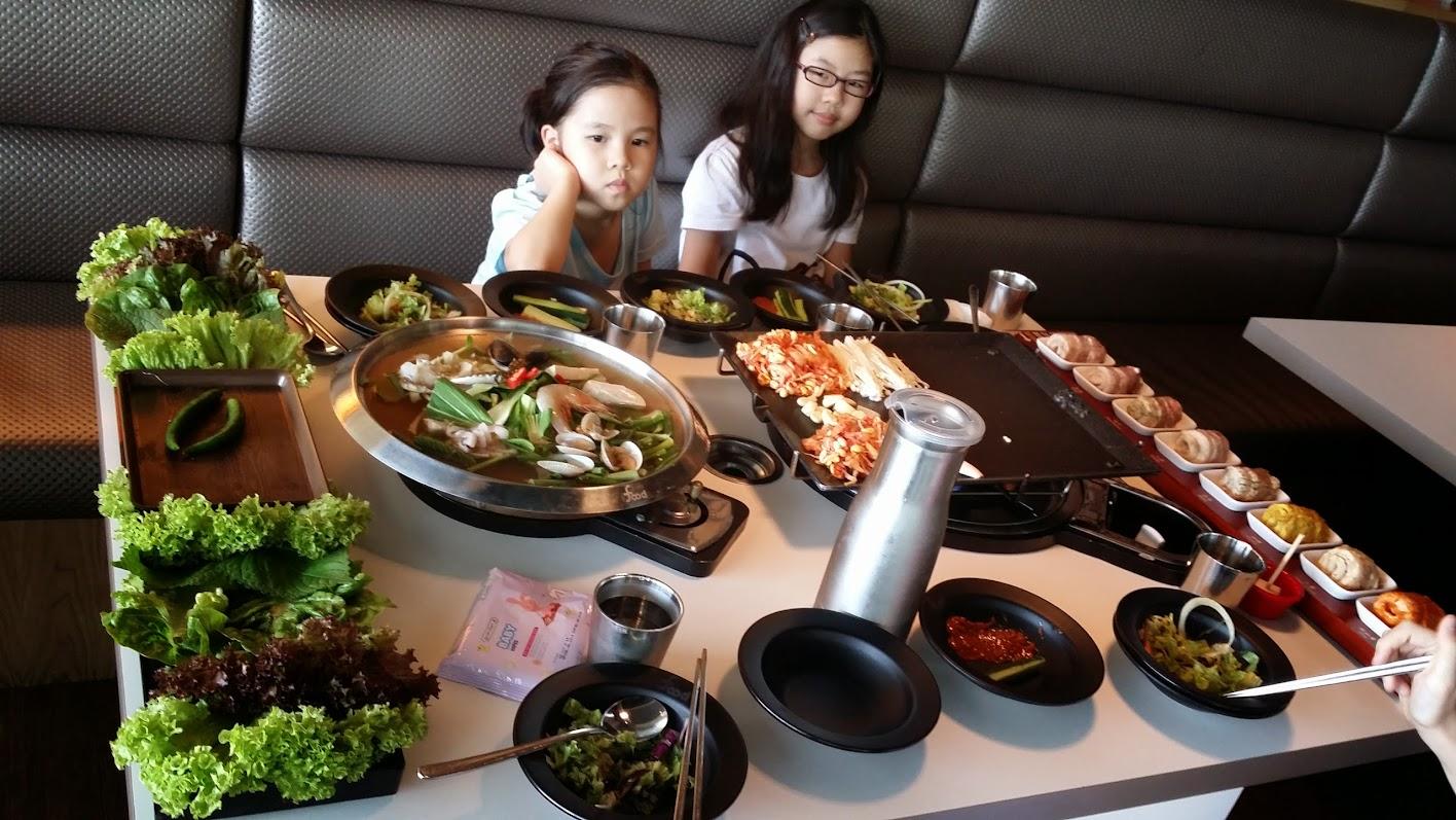 Health Freak Mommy Palsaik Korean Bbq Restaurant Scott Garden