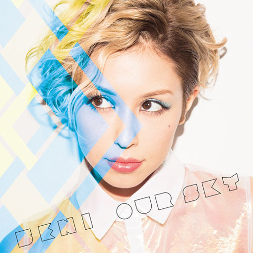 Beni - Our sky [CD] | randomjpop.blogspot.co.uk