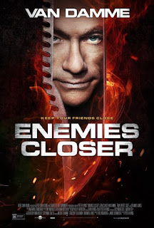 Filme Poster Enemies Closer DVDRip XviD & RMVB Legendado