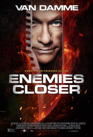 Filme Poster Enemies Closer DVDRip XviD & RMVB Legendado