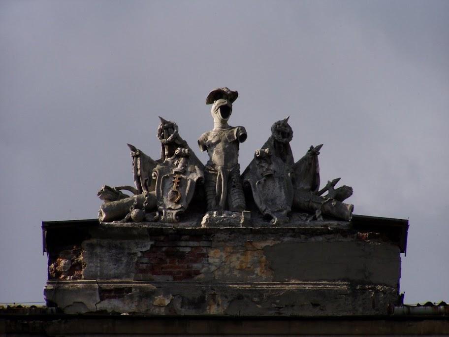 Zwięńczenie Pałacu