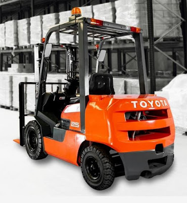 Xe nâng Toyota FDZN 2 - 3 tấn 0934172768