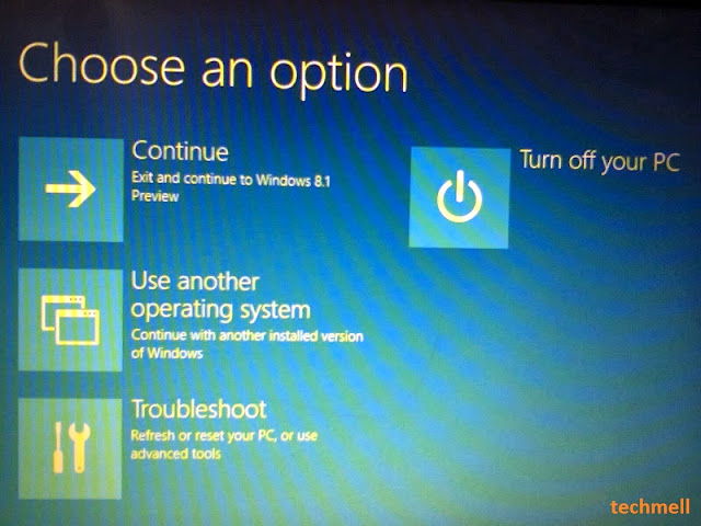 Troubleshoot Windows 8.1