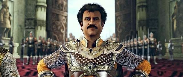 Screen Shot Of Hindi Movie Kochadaiiyaan (2014) Download And Watch Online Free at Alldownloads4u.Com