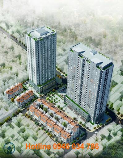 Chung cư 136 Hồ Tùng Mậu, dự án 136 hồ tùng mậu