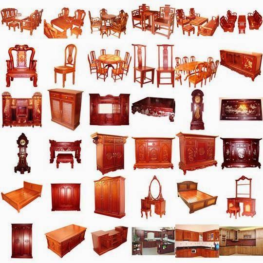 Đồ gỗ mỹ nghệ cao cấp Việt Nam