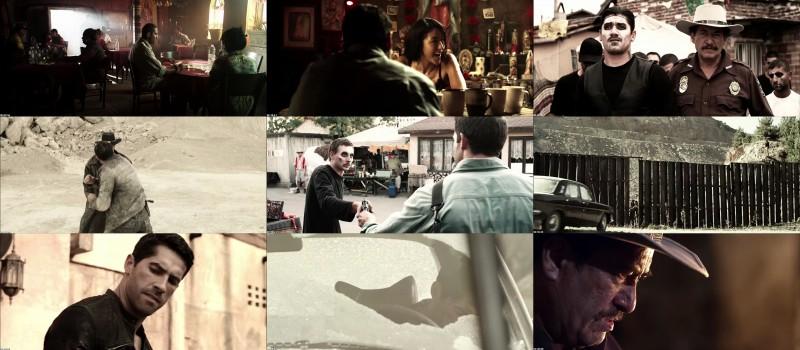 El Gringo (2012) BluRay 720p 650MB