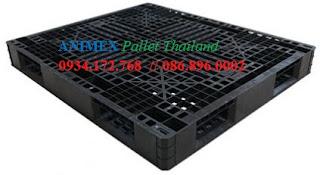 Pallet nhựa xuất khẩu WLV 1113 TY