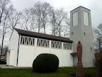 Pfarrei Maria Himmelfahrt in Neu-Ulm, Bayern, Deutschland