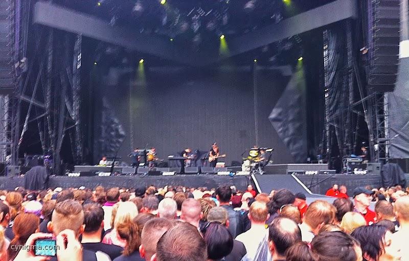 Trentemøller on Stage