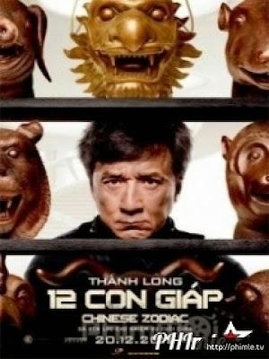 Phim 12 Con Giáp - Chinese Zodiac (2013)