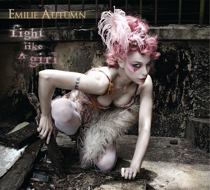 Emilie Autumn The Asylum For Wayward Victorian Girls: Review: Emilie Autumn – Fight Like A Girl