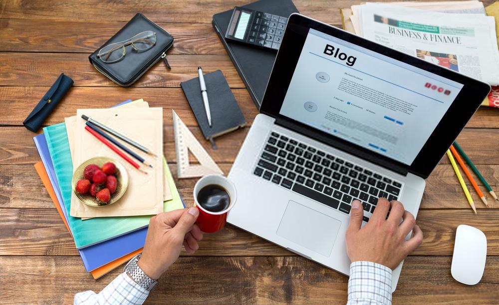 Alasan Memulai Blog Untuk Menunjang Bisnis