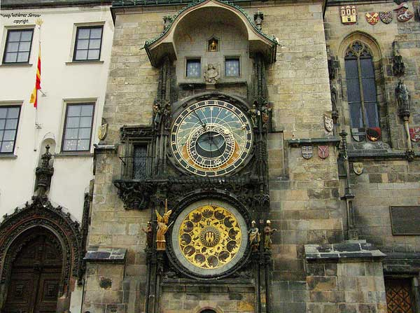 Reloj astronómico Staromestský orloj
