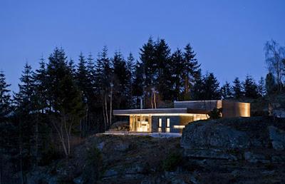Cabin GJ 9 in Norway 12 1 Kabin Mungil Yang Beradaptasi Dengan Keadaan Lingkungan