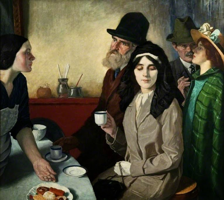 William Strang - Café Bar